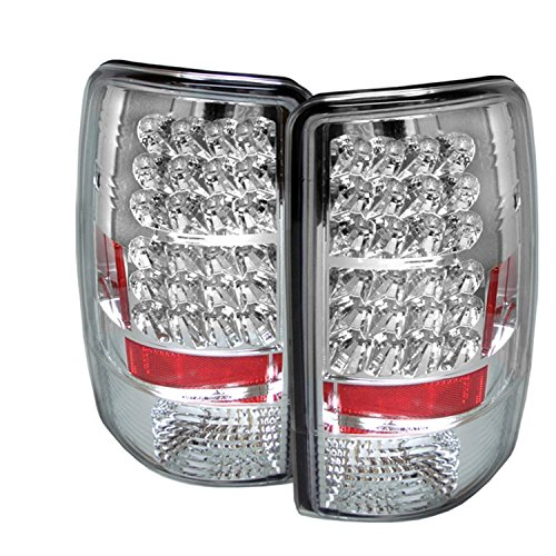 Chrome Led Tail Lights in US - 8