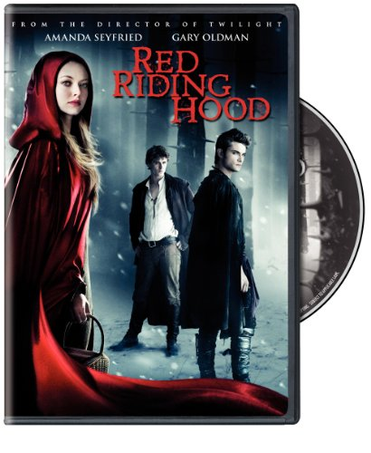 Red Riding Hood - Red Hood Riding Seyfried Amanda In