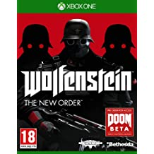 Wolfenstein The New Order Microsoft XBox One Game UK