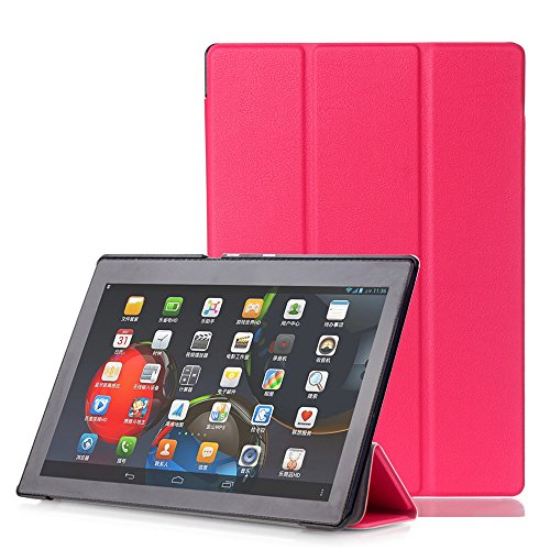 Sikye Magnetic Auto Sleep Leather Cover Case For 10.1