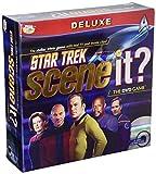 Screenlife Scene It? Star Trek DVD Board Game