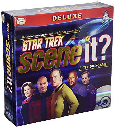 (Screenlife Scene It? Star Trek DVD Board Game)