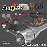 AutoLoc Power Accessories 89772 Green One Touch Engine Start Kit with RFID/Remote