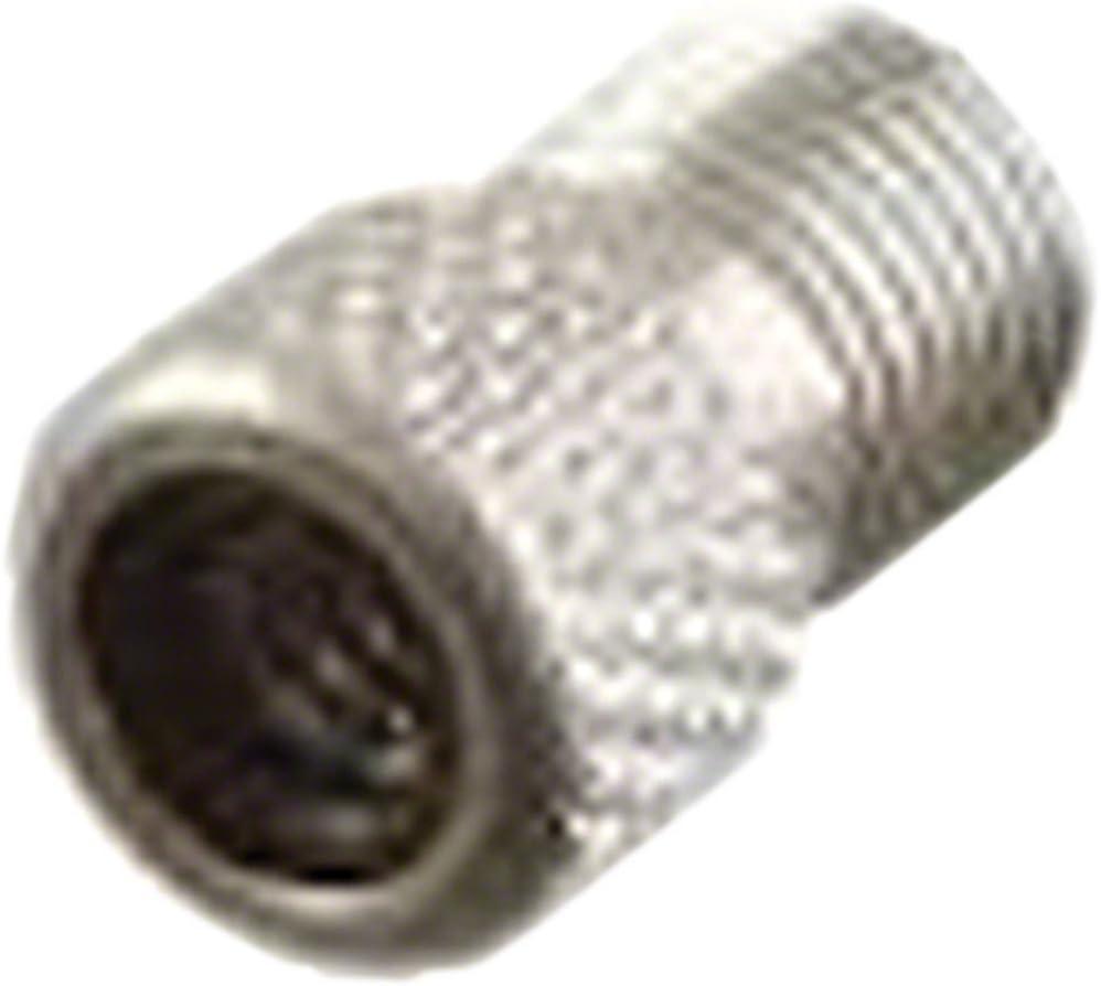 KOOL-STOP Presta to Schrader Valve Adapter BRASS w// O-ring bike tire inflate