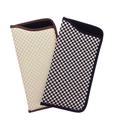 2 Pack Woven Fabric Slip In...
