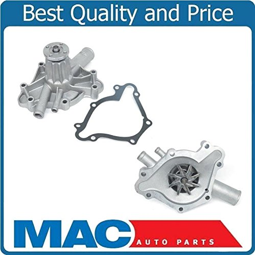 Engine Water Pump 100% Leak Tested 75-92 Chrysler Dodge Plymouth Small Block 318 360 5.2L 5.9L Mac Auto Parts