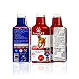 Proud K9 Liquid Glucosamine Hip and Joint Supplement for Dogs, 32 oz. offers