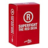 Superfight Party Game-Red Deck