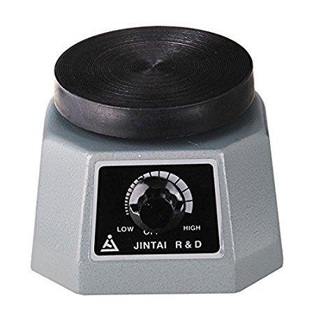 "Lab Vibrator - Zeta Dental Laboratory Equipment Roundness Vibrator Oscillator Shaker 4"" Round"