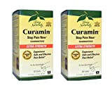 Terry Naturally/Europharma Curamin Extra Strength -120 Tablets -2 Pack