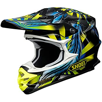 Shoei VFX-W Grant 2 TC3 Motocross Helmet - X-Large