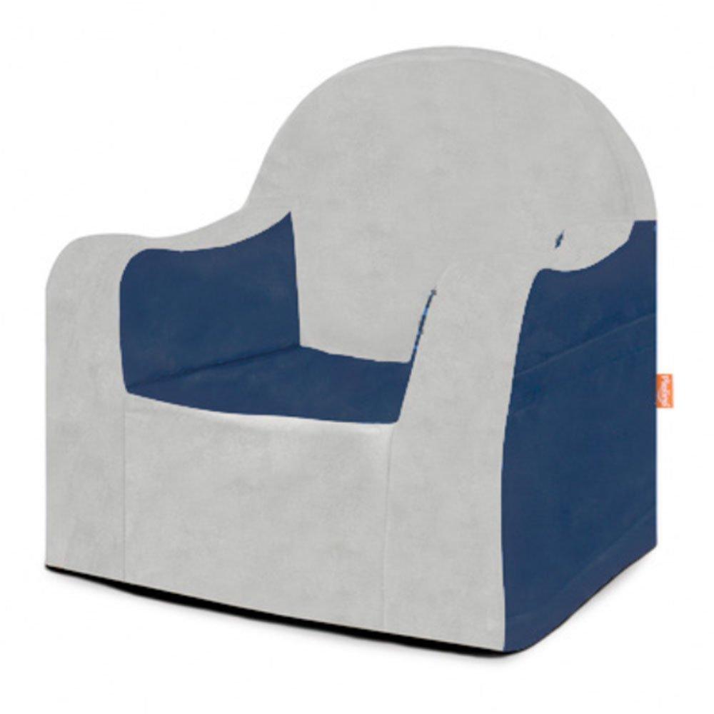 P'Kolino Little Reader, Grey/Navy Blue