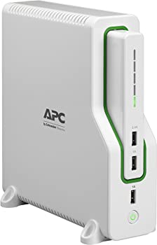 APC BGE50ML Back-UPS Connect Lithium Ion UPS (White)
