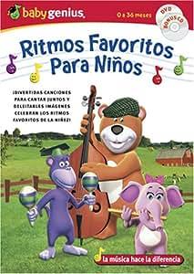 Baby Genius: Ritmos Favoritos Para Ninos [Reino Unido] [DVD]