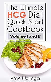 HCG DIET ULTIMATE COOKBOOK Healthy ebook product image