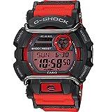 G-Shock GD400-4 Standard Digital Luxury Watch - Red / One Size