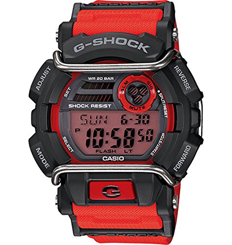 G-Shock GD400-4CR Series