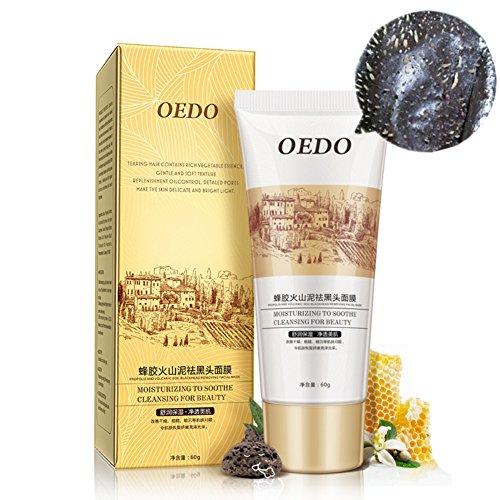 Mite Cream (Silvercell Volcanic Mud Propolis Acne Dark Spots Mites Face Repair Treatment Bleaching Moisturizing Remove Cream)