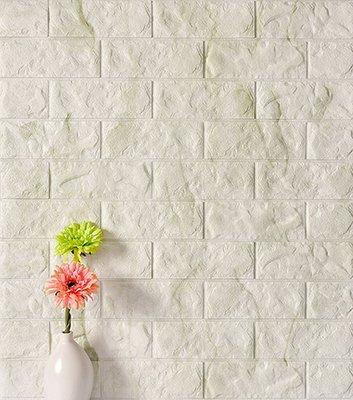 Hongrun 3d Texture Di Marmo Di Tessitura In Cotto Autoadesiva In