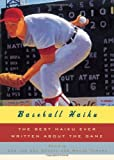 img - for Baseball Haiku: The Best Haiku Ever Written about the Game book / textbook / text book