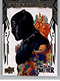 #9: 2018 Upper Deck Marvel Black Panther Streets of Wakanda #SW10 A Colorful Community