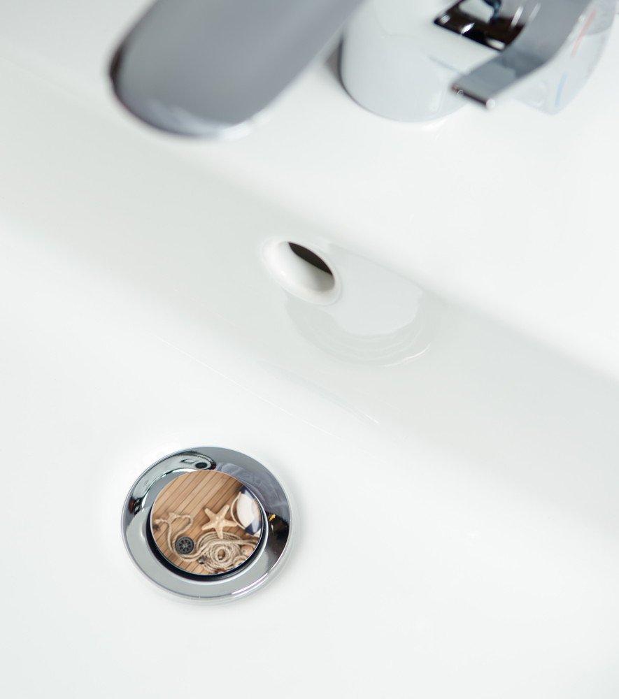 hochwertige Qualit/ät ✶✶✶✶✶ Waschbeckenst/öpsel Maritime passend f/ür alle handels/üblichen Waschbecken