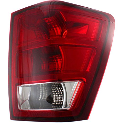 DAT AUTO PARTS Tail LAMP Lens and HOUSING Replacement for 05-06 Jeep Grand Cherokee Right Passenger Side CH2801159