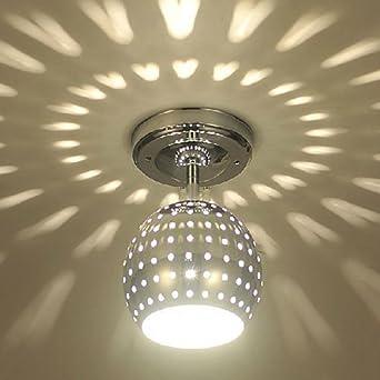 LightInTheBox 3W Modern Led Ceiling Light With Scattering Globe Light  Design Shadow Effect, Ceiling Light