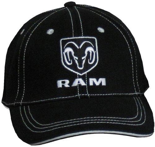 dodge-ram-cap-adjustable-adult-hat-one-size