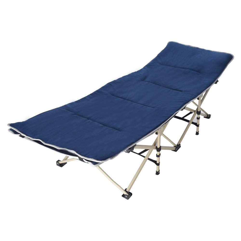 Topgee Single Folding Bed Folding Office Napping Bed Outdoor Camp Bed for Indoor & Outdoor by Topgee Home and Garden (Image #4)