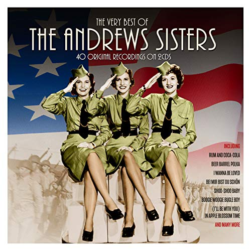 Very Best Of (The Best Of The Andrews Sisters)