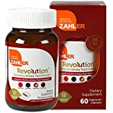 #4: Zahlers UTI Revolution, Urinary Tract and Bladder Health, All Natural Cranberry Concentrate Pills Fortified with D-Mannose and Probiotics, Certified Kosher, 60 Caps