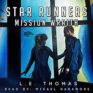 Mission Wraith Audiobook