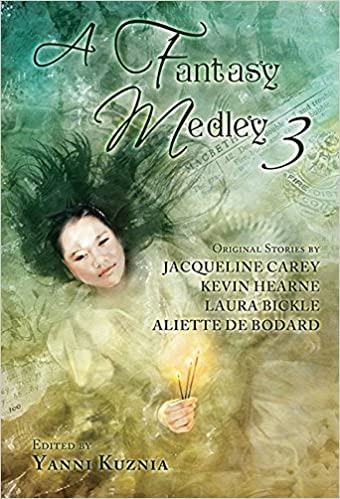 Amazon Fr A Fantasy Medley 3 Kevin Hearne Laura Bickle