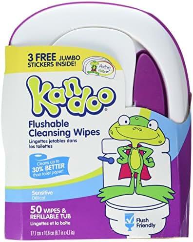 Toddler Wipes: Kandoo
