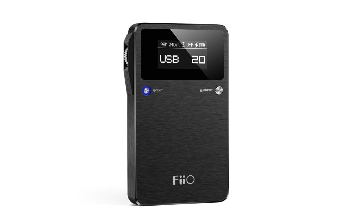 Amazon.com: Fiio E17K ALPEN 2 USB DAC Headphone Amplifier ...