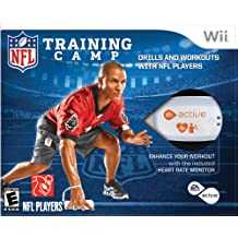 EA Sports Active NFL Training Camp - Nintendo Wii (Bundle)