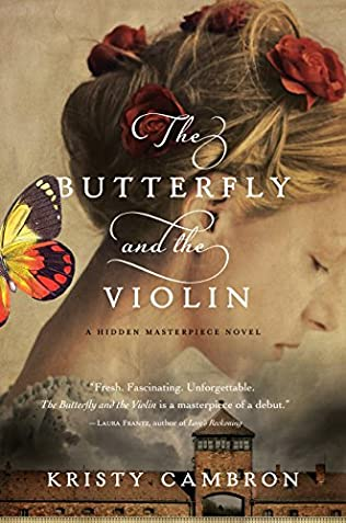 book cover of The Butterfly and the Violin
