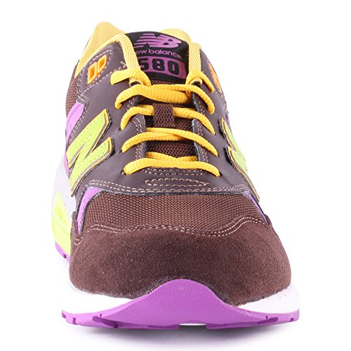 New Balance Men's 530 Leather Textile Low-Top Sneakers Braun kBYFKAh