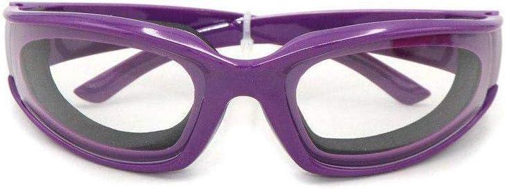 para evitar la protecci/ón de los ojos Beige Gafas protectoras especiales para protecci/ón de la cocina LIANA IRWIN adecuadas para cortar cebollas y aceites