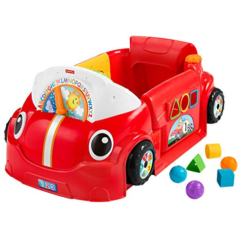 Fisher-Price Laugh & Learn Crawl Around Car from Fisher-Price