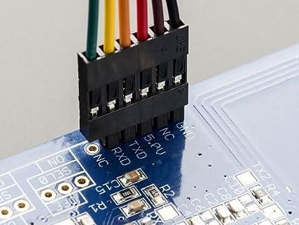 Adafruit PN532 NFC/RFID controller breakout board: Amazon.com ...