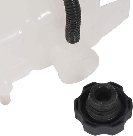 OCPTY Coolant Reservoir Bottle Coolant Overflow Tank Fits For 2012 Chevrolet Captiva Sport 2008-2010 Saturn Vue 603-491