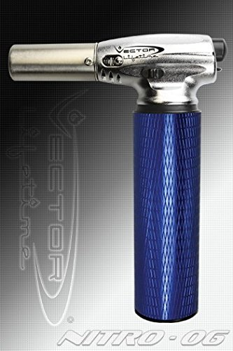 - Vector Nitro Dark Blue & Chrome