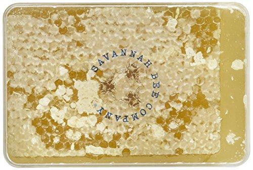 The Savannah Bee Company Raw Acacia Honeycomb, 12.3-15 oz by The Savannah Bee Company