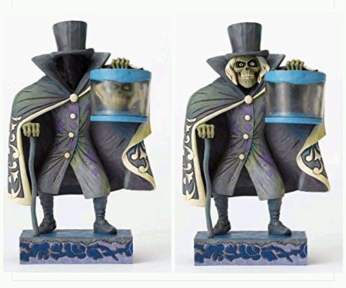 re Haunted Mansion Hat Box Ghost Figure (Mickey Haunted Mansion)