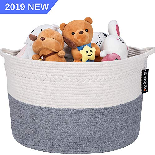 Top 10 best storage baskets round large: Which is the best one in 2020?