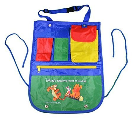 Winnie Carpet Pooh The (Disney Winnie the Pooh Childrens Backseat Car Organizer Art Supply Bag)