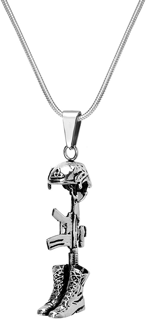 Bar Cremation Jewelry Ashes Necklace Stainless Steel Memorial Urn Pendant Keepsake Ashes Holder