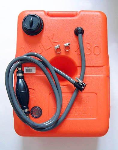 outboard engine fuel tank kit 30 ltr (yamaha): amazon co uk: sports &  outdoors